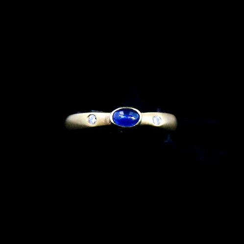Mini Sapphire Stackable Ring