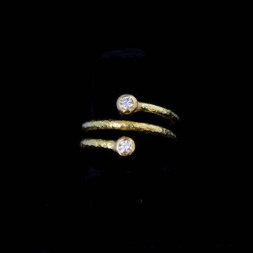 Spiral Wrap Ring