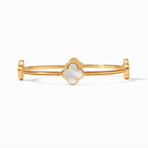 Mother of Pearl Chloe Bangle