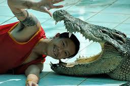 Crocodile farm Namuang