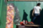 Musas de las artes, California