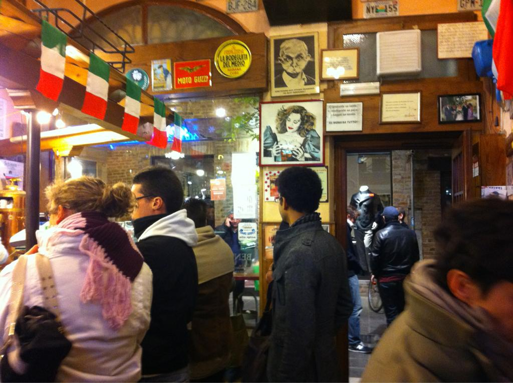 Osteria dalla Gigia - Treviso
