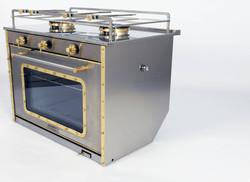 marine gas cooker