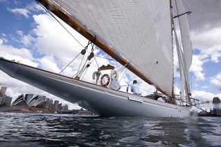 Top4 Royal installed on Merrymaid Classic Yacht