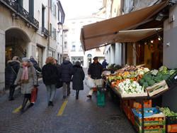 Foto del centro storico di Treviso