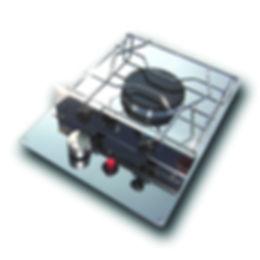single burner propane stove for boat
