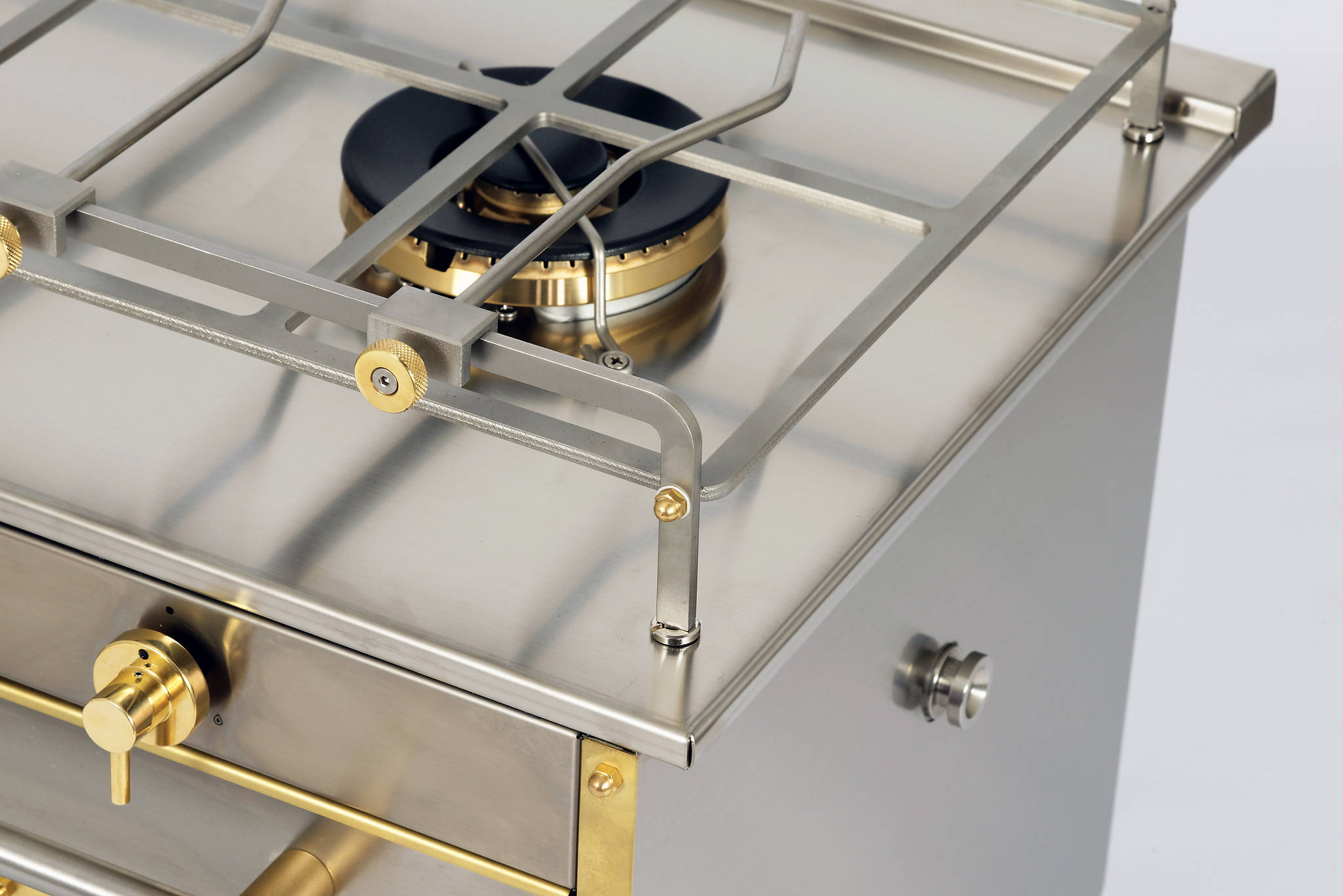 gimballed stove marine