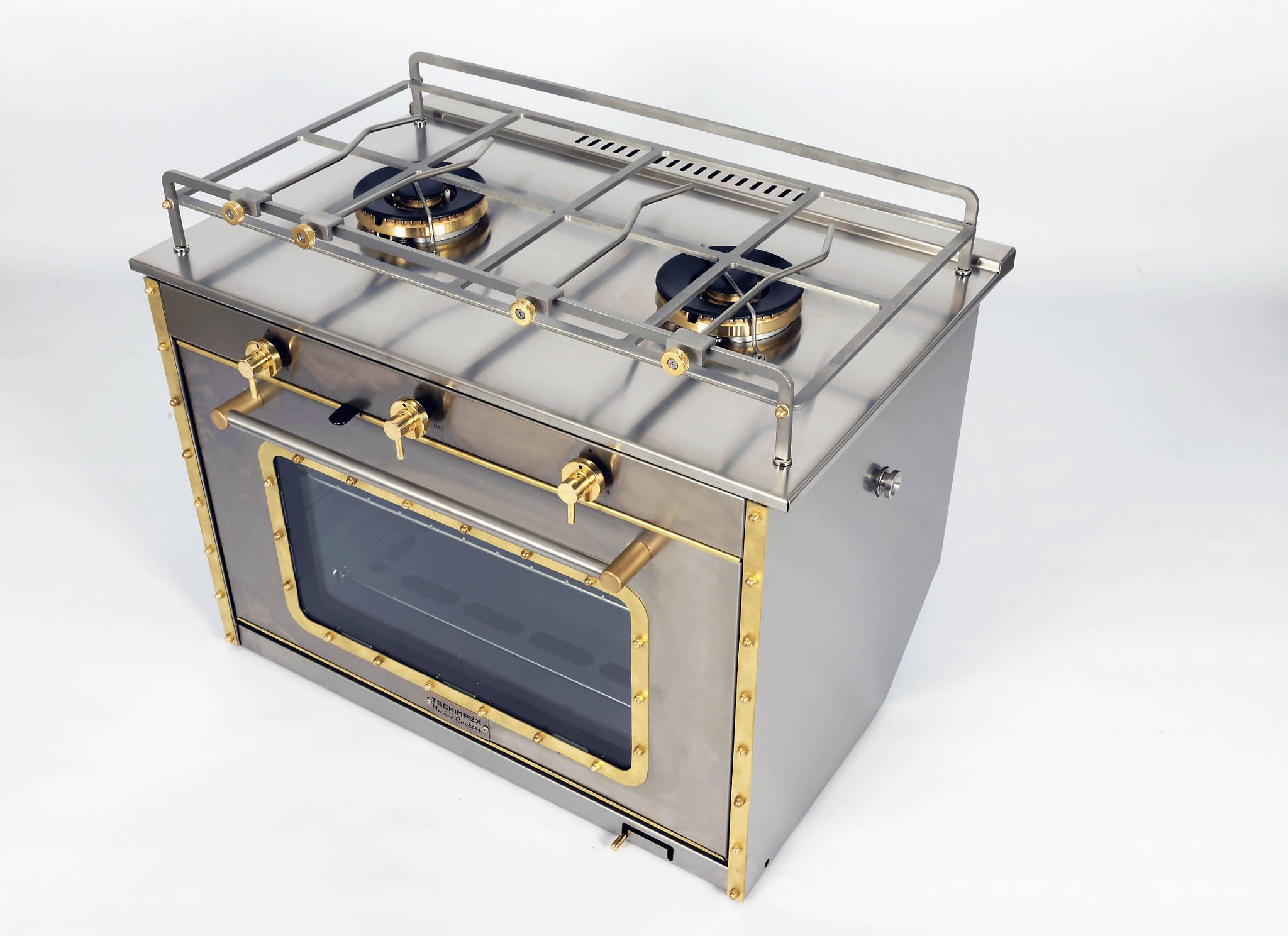 propane stove burner