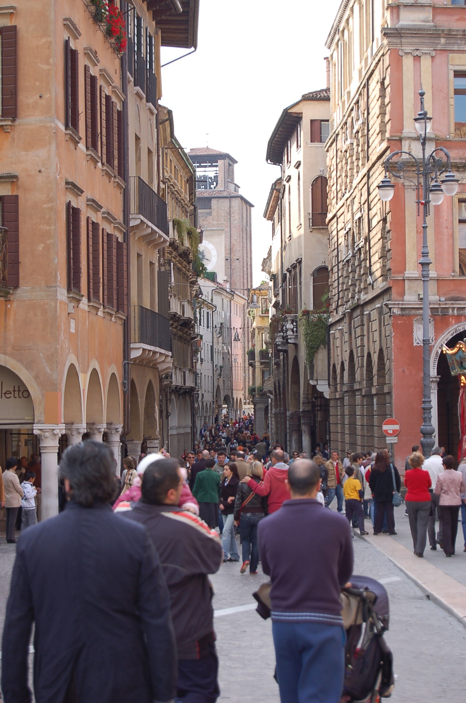 visitare treentro storico di Treviso