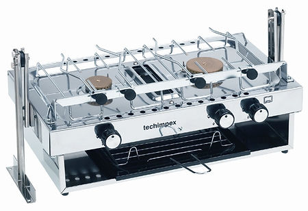 2 burner marine cooker, stove boat, galley boat, ideal for cooking on a boat, marine gas stove