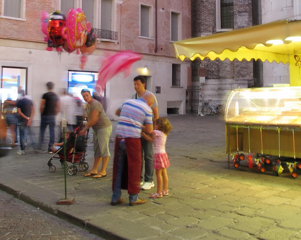 visitardel centro storico di Treviso