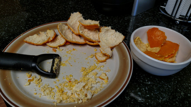 Homemade Vitamin C Extract