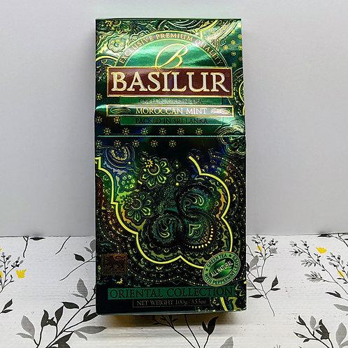 BASILUR Moroccan Mint Tea (Sri Lanka) (100g)
