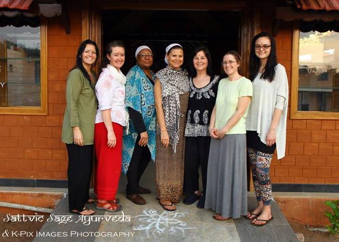 Vaidyagrama & India - A Healing Journey Pt 2