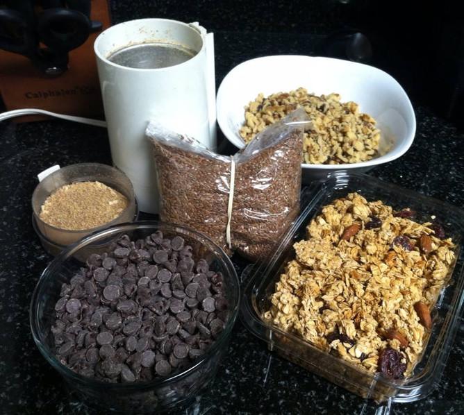 Gluten-Free Chocolate Protein Energy Bites!