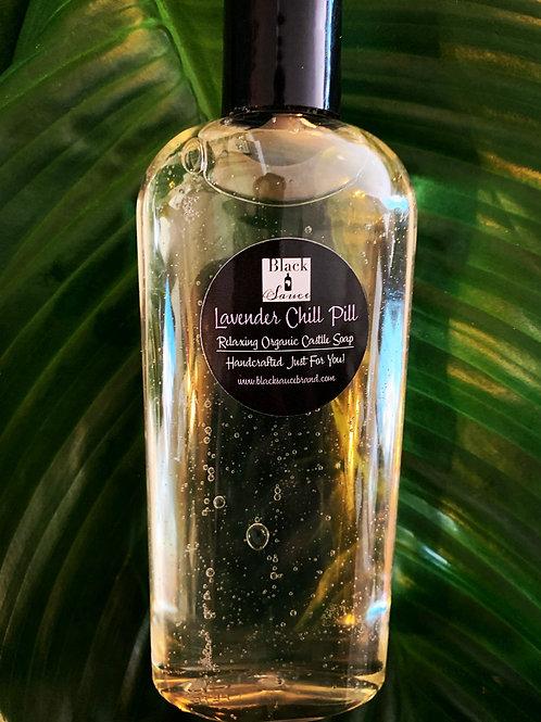 Lavender Chill Pill Relaxing Organic Castille Soap