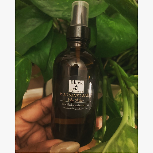 Handcurated Palo Santo Aura Cleansing Spray