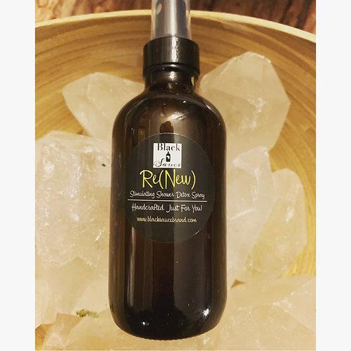 Re(New)  Stimulating Shower Detox Spray