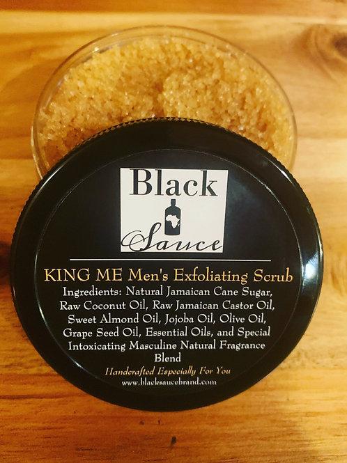 King Me Men's Exfoliating Scrub