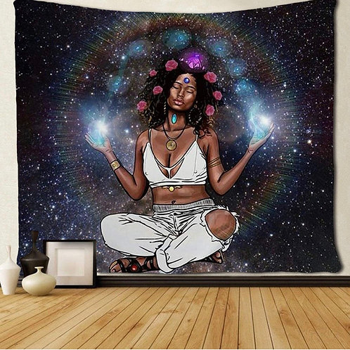 Miss Universe Tapestry