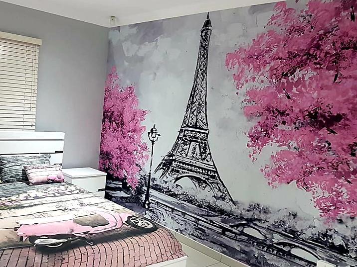 Customised Fabric Canvas
