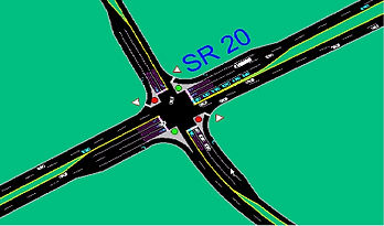 Traffic & Transportation CAD India, Drafting Signal Desings, Outsource Civil Engineering CAD India, Outsource Civil CAD India, CAD Conversion, Outsource Traffic Engineering India, Civil CAD Design Drawings India, Outsource CAD Works, Synchro Analysis India