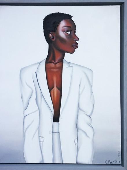 Portrait for customer