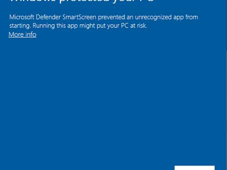 How to install Desktop Application