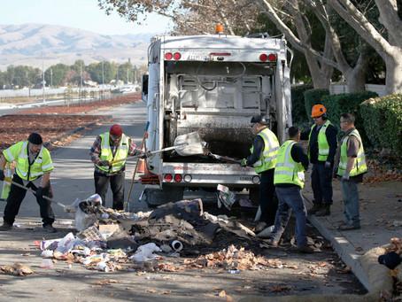 Is San Jose Winning Its War On Illegal Dumping?