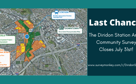 Shape the Downtown Diridon Station Area