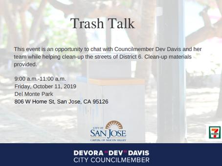 D6 Trash Talk