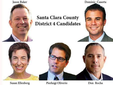Santa Clara County District 4 Candidate Forum