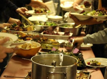 JoinFarming Hope for a Community Dinner
