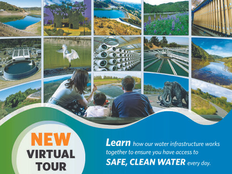 All aboard! New Water Infrastructure Virtual Bus Tour Series