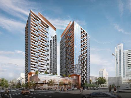 San Jose's future tallest high-rises broke ground!