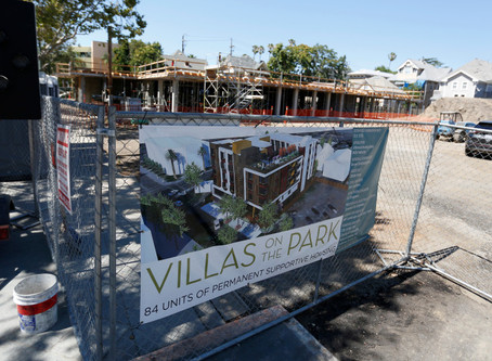 Downtown San Jose Welcomes First 100% Homeless Housing Project