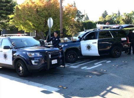 Suspect Shot, Injured By Santa Clara Police In San Jose