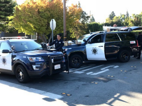 Suspect Shot, Injured By Santa Clara Police In San Jose