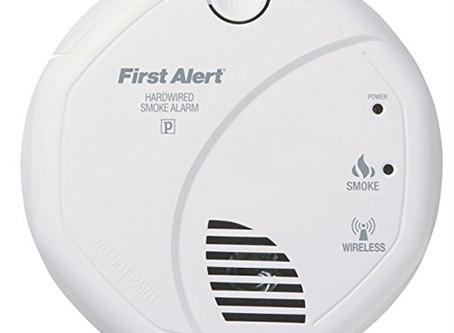 Smoke & Carbon Monoxide Alarms Save Lives