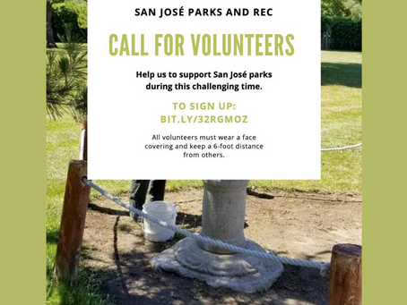 San Jose Volunteers Needed