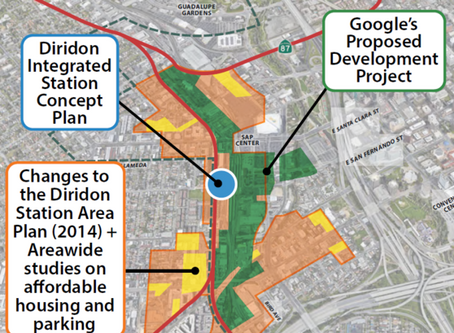 Help Shape The Future Of The Downtown Diridon Station Area—Take The Survey!