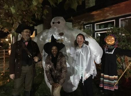 Spirit Night Was a Spooktacular Success