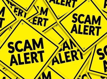 Scam Alert:Secrets, Lies, and Bitcoin