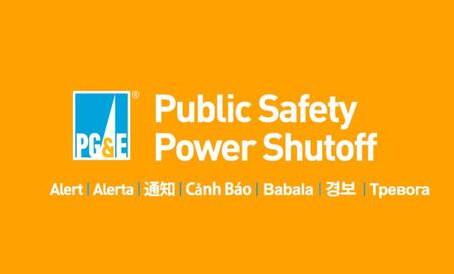 Urgent Alert: PG&E Service Interruptions