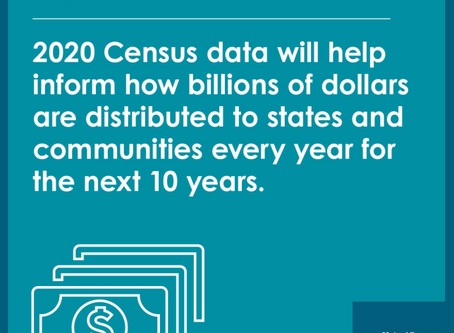 Reminder: There is still time to complete the 2020 Census!