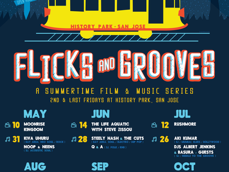 Flicks and Grooves is Almost Here!