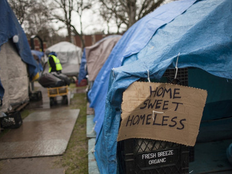 U.S. Homelessness Is On The Rise, Especially On The West Coast