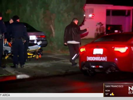 Neighbors Detain Driver Who Struck Multiple Parked Vehicles in San Jose