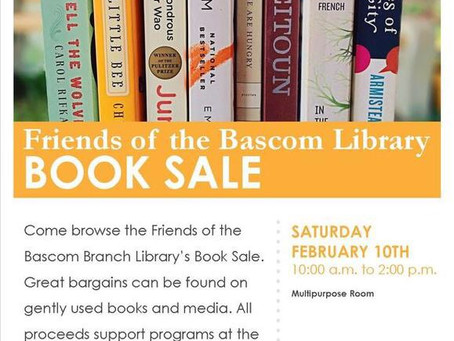 Bascom Library Book Sale
