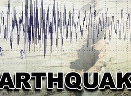 South Bay Shaken by Two Minor Earthquakes Hours Apart